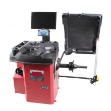 Vyvažovačka BRIGHT CB76 - automatické vyvažovací stroj 3D s monitorem
