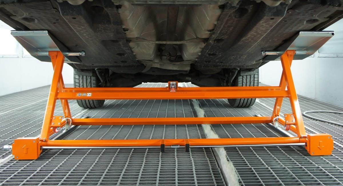 Механический подъемник для авто своими руками