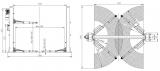 !!!AKCE!!! - TPB5500ES  dvousloupový hydraulický zvedák